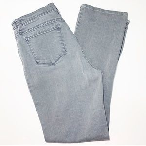 NYDJ Not Your Daughter's Jeans Gray Denim Jeans